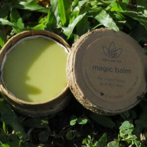Magic Balm – itching and inflammation